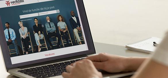 Nieuwe website voor Vechtdal Personeelsdiensten