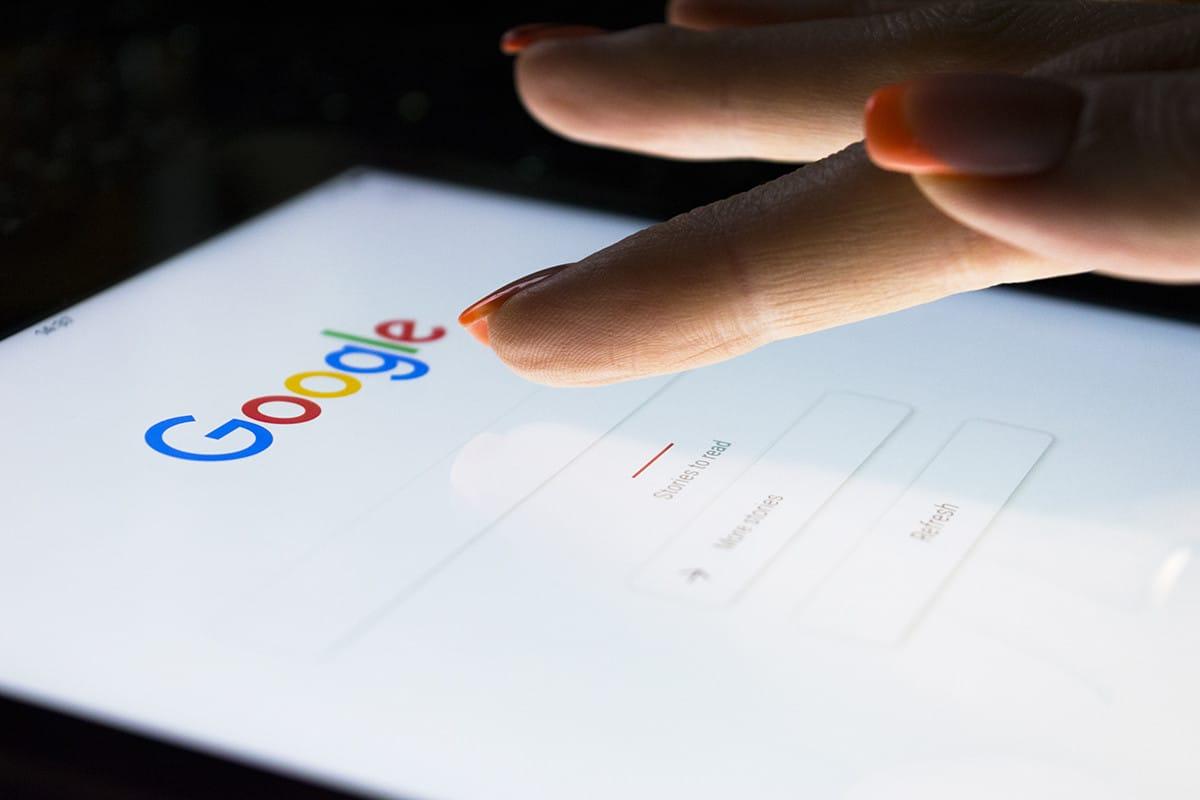 google zoekmachine