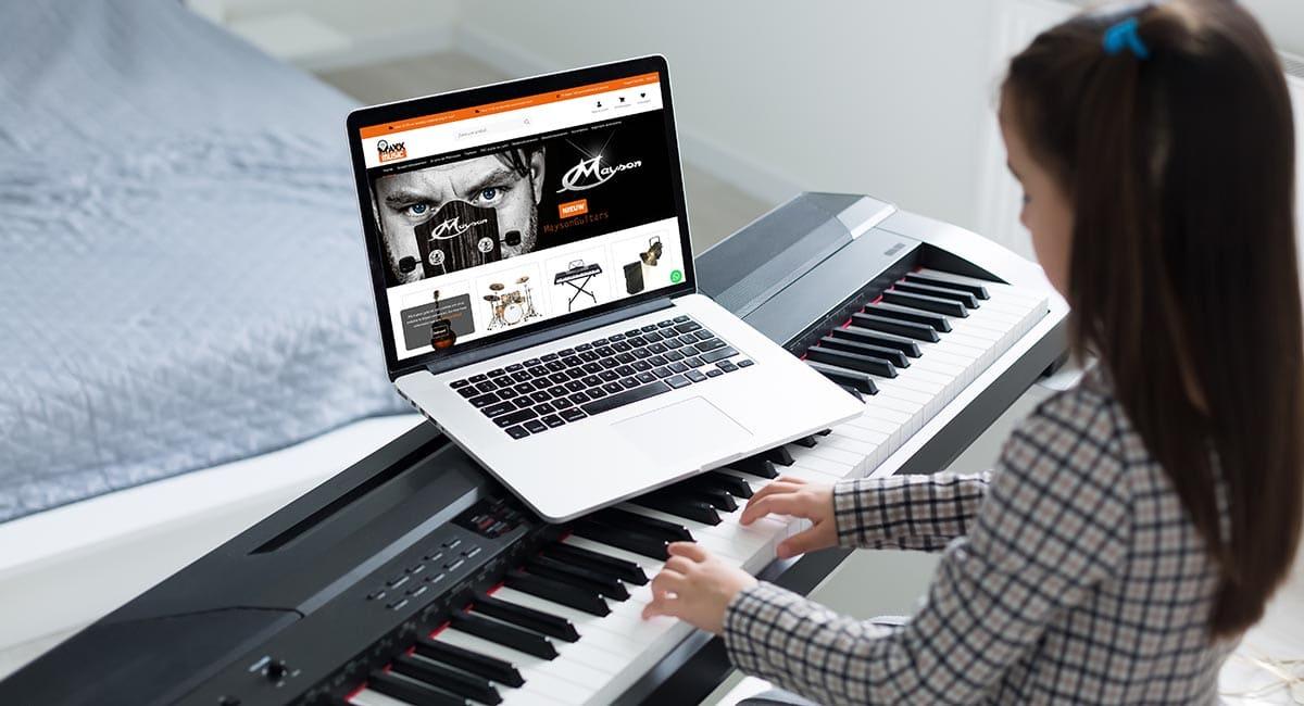 Online Musicstore gelanceerd voor ToTheMaxx Music