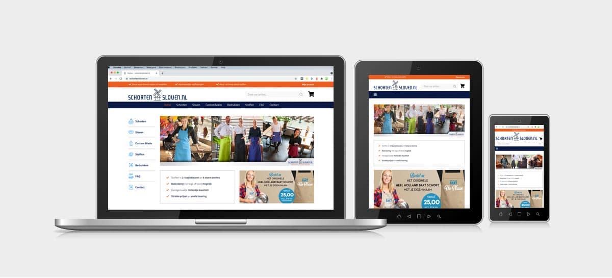 webshop shortensloven.nl gelanceerd